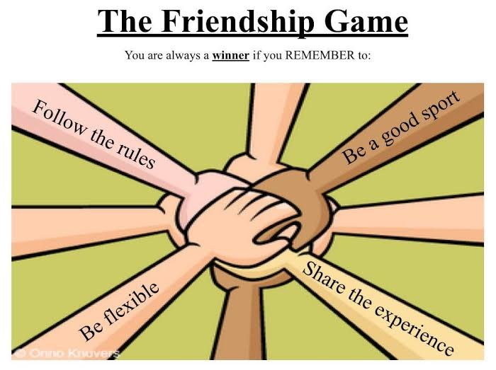 Rules of the Friendship Game