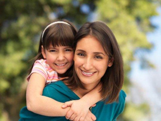 Children of domestic violence survivors