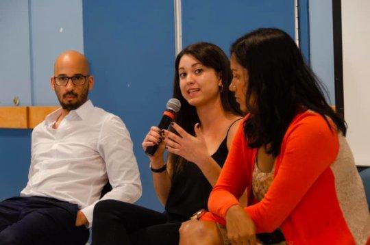 Xtandi Campaign panel discussion