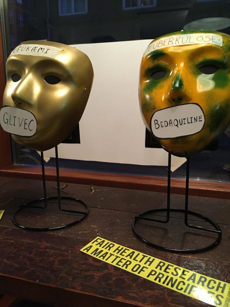 The De-Masquerade Exhibition - Aarhus, Denmark