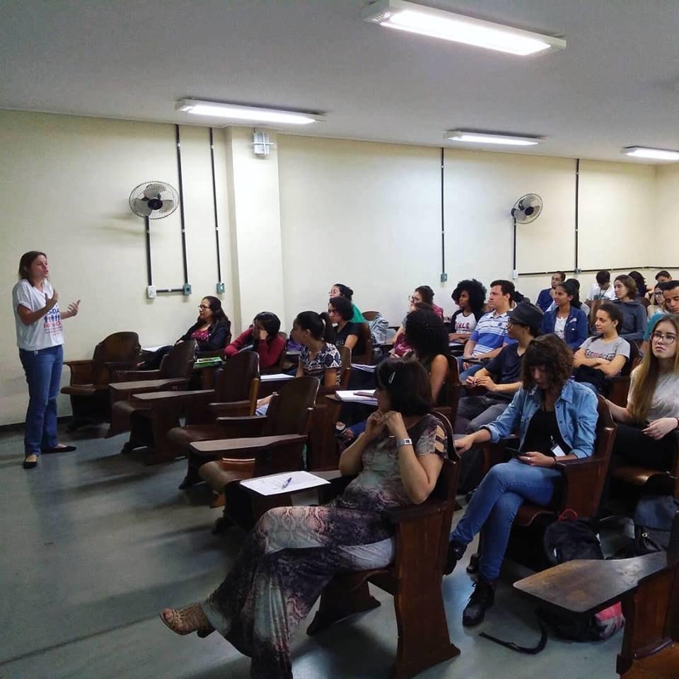 Workshop in Belo Horizonte, Brazil