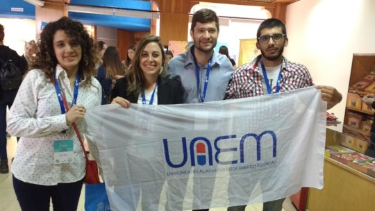 1st joint UAEM-Brazil & UAEM Argentina meeting