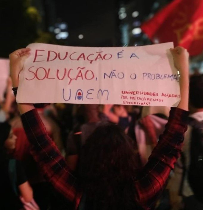 Education is the solution, not the problem