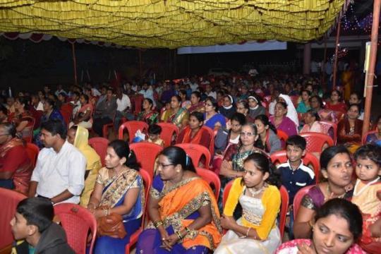 Parents & local community Participation