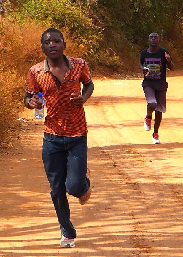 Empower 75+ HIV South African Teen Runners