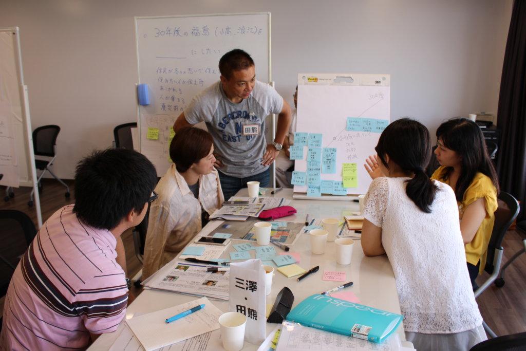 Asubito Fukushima Community:Discussion