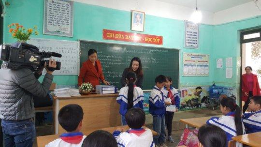 Visit a primary school