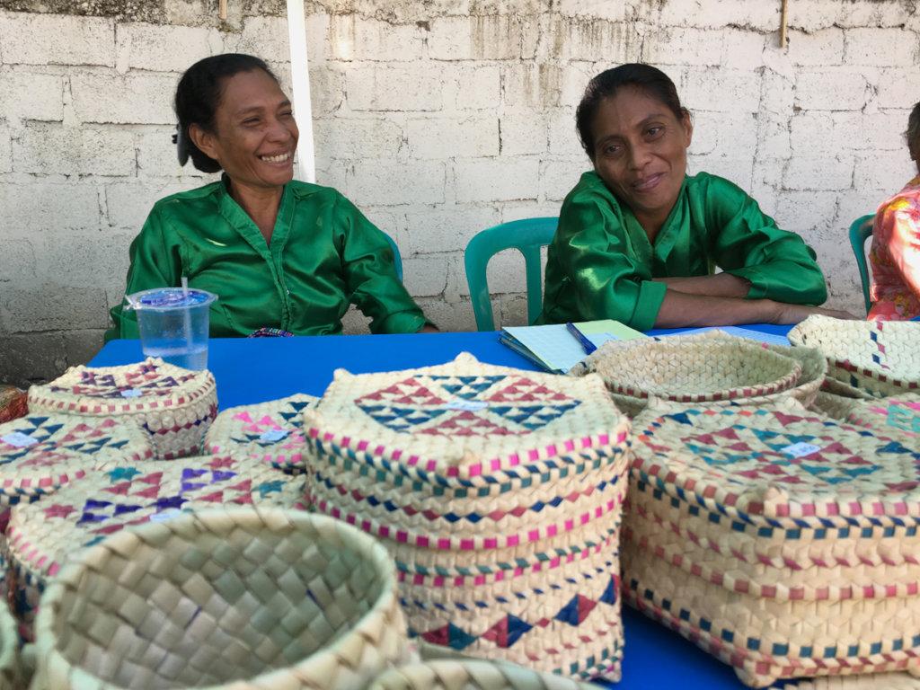 Atauro Handicraft Market - Uaro-Ana