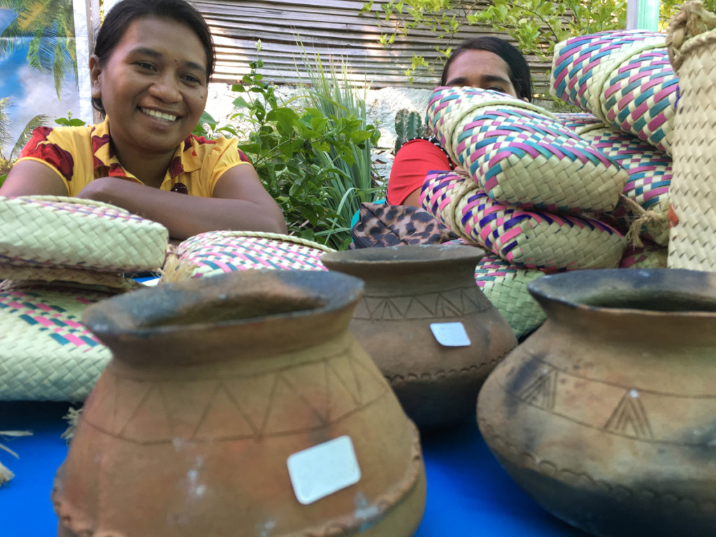 Atauro Handicraft Market - Arlo