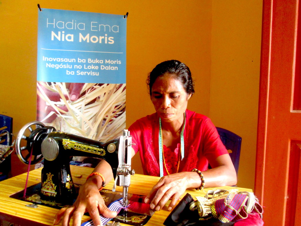 New Livelihoods for 150 Artisans in Timor-Leste