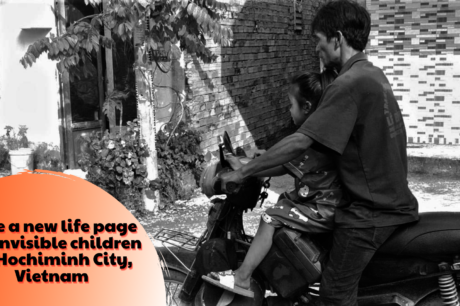 """New Life Page for 50 """"Invisible"""" Children- Vietnam"""