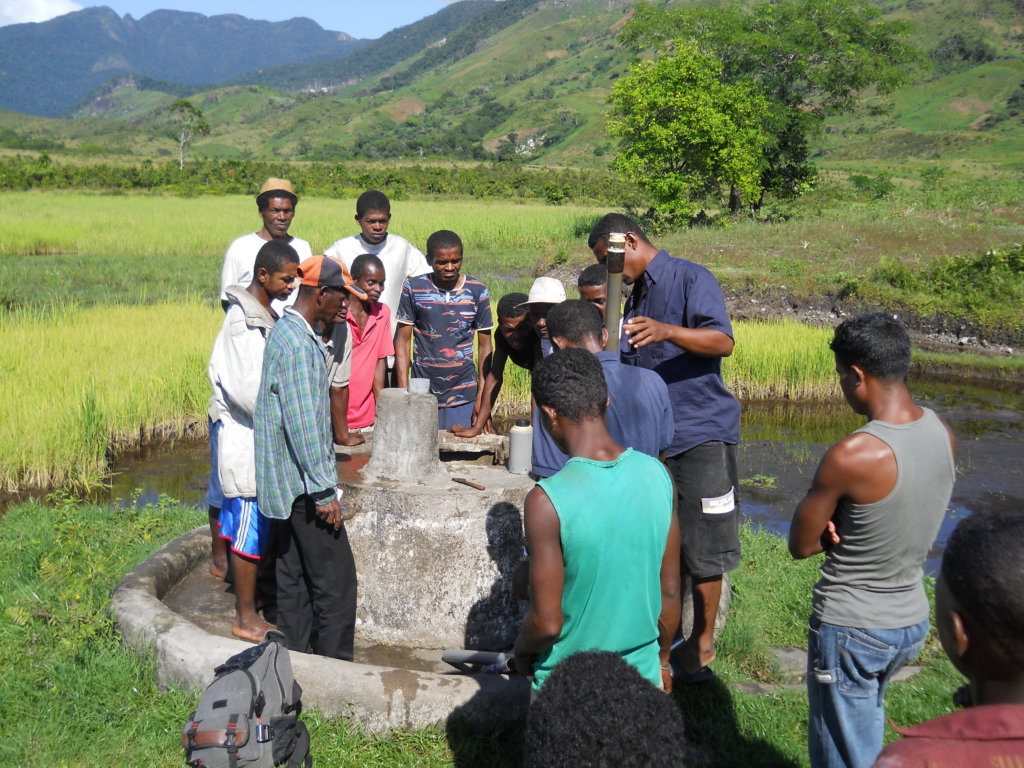 Making Access to Water Sustainable in Madagascar