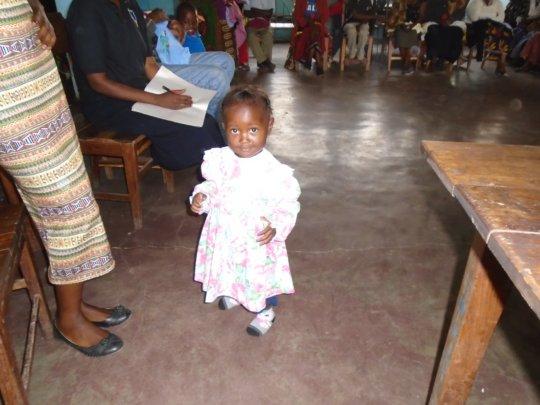 Stop Malnutrition in 200 Under Fives in Zambia
