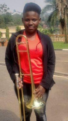 Speciosa, Trombone player