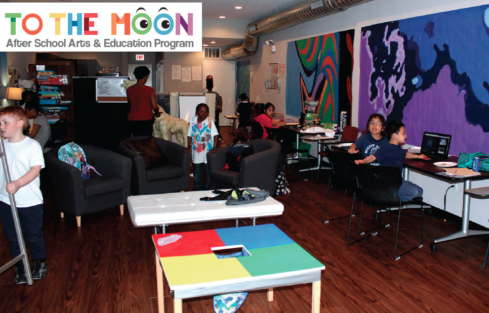 To the Moon - After School Arts and Education