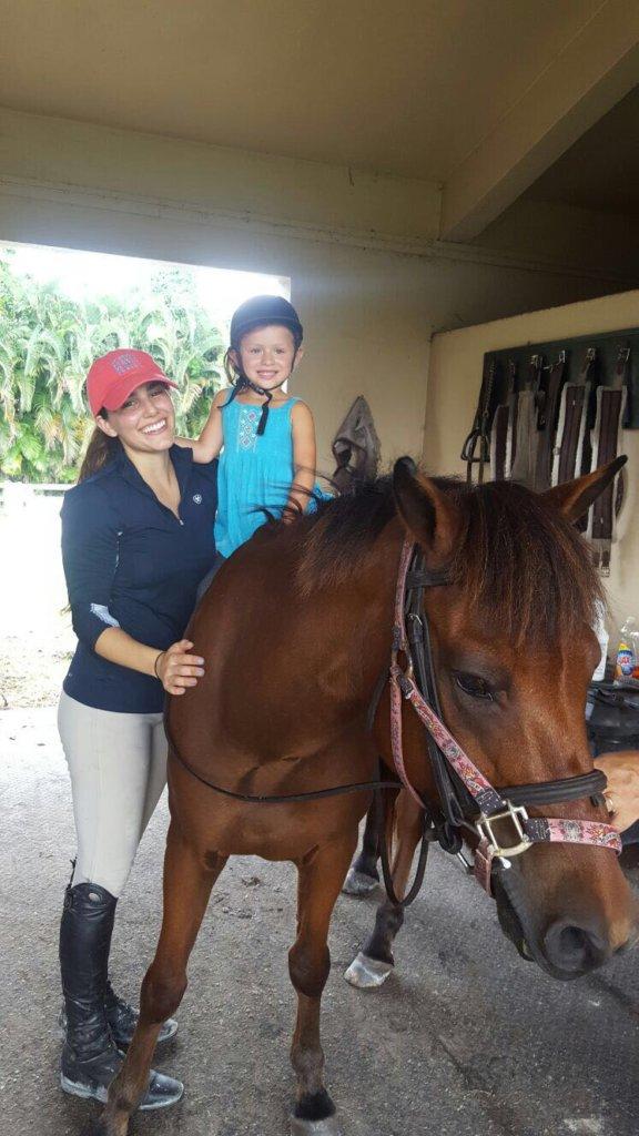 Impact a special need life through adaptive riding