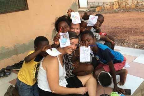 Help TANF Build a School for 400 Ghanaian Children