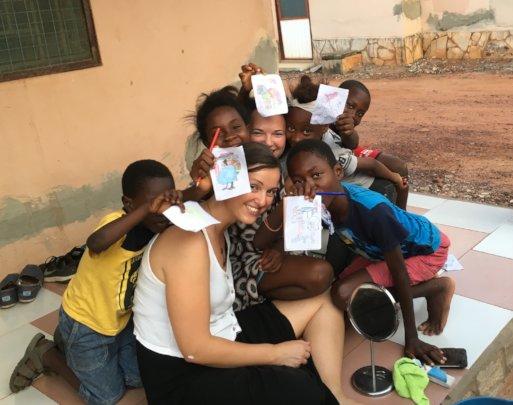 Help TANF Build a School for 400 Ghanaian Children