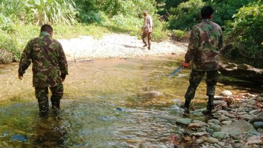 Rangers patrolling remote corners of Bladen NR