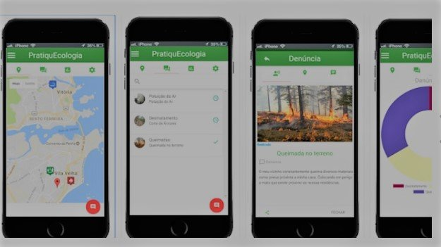 App to Make Environmental Complaints in Brazil