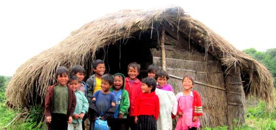 Reach the Unreached Shepherd Children of Meghalaya