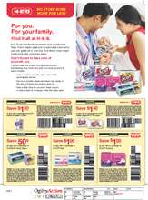 Kimberly-Clark Various Coupons (PDF)