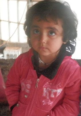 Yzidi girl