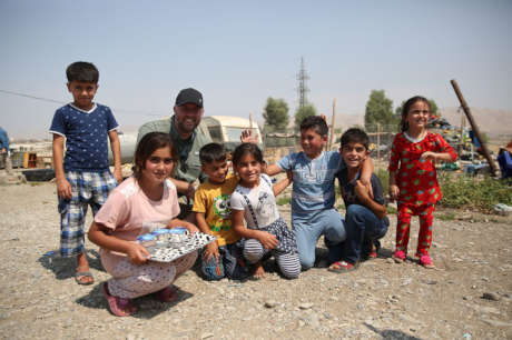 Rebuilding lives - Yzidis in Iraq