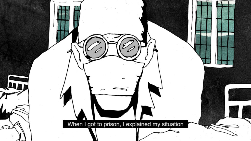 Doctor at the prison
