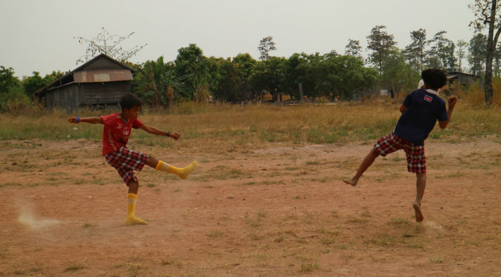 Help Rural Children of Cambodia Fulfill Potential