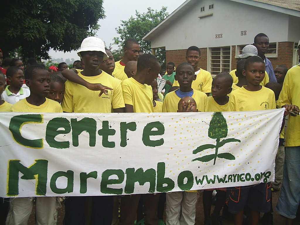Supporting vulnerable young people in Rwanda