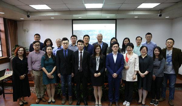 Ge Jun Talent Awards students in ECUPL