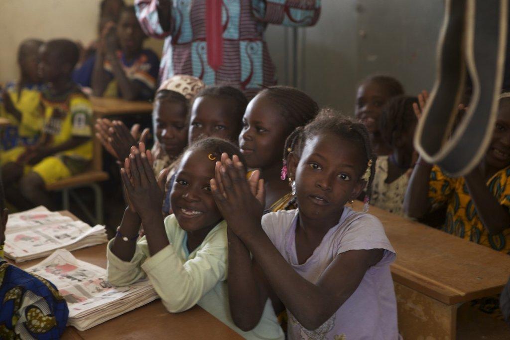 Build a School for 120 Children in Timbuktu, Mali