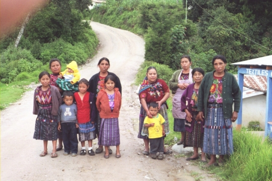 Women of Chumanznana