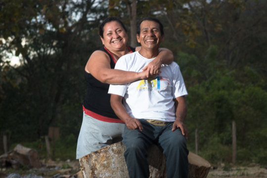 Build A Home For Luis & Evelina