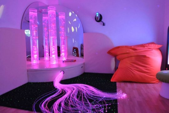 Crowdfunding for our Cambodia Sensory Spaces