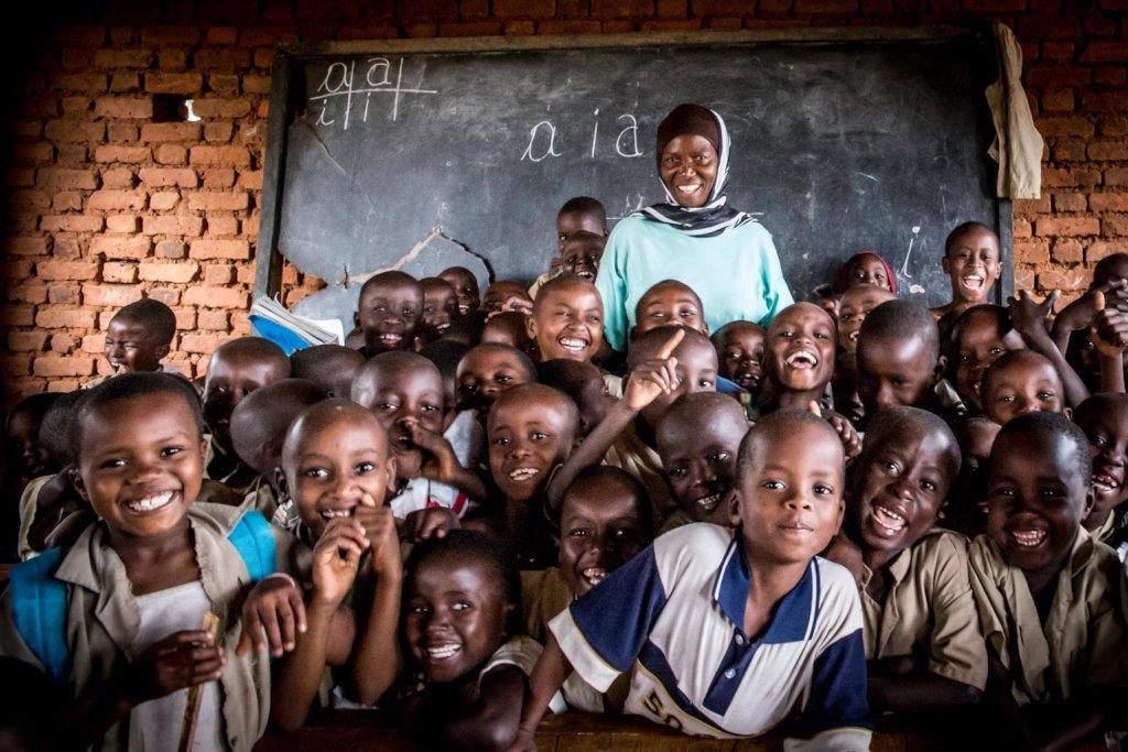 UNICEF Burundi UNICEF/UNI180046/Colfs