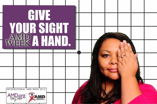 Give Your Sight a Hand