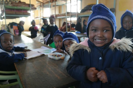 Kenya Community School Upgrade for 190 learners