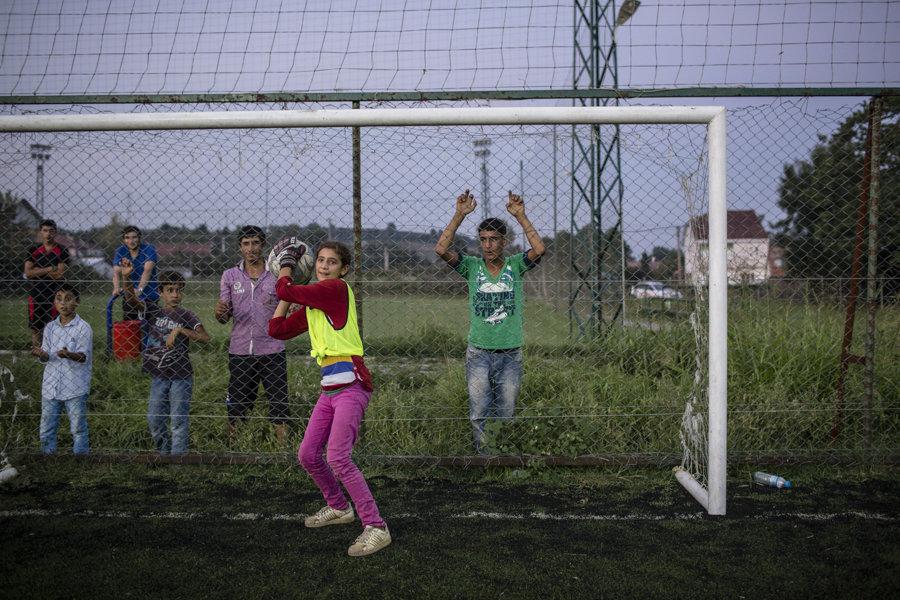 Fair Play House for 100 kids in Turkey