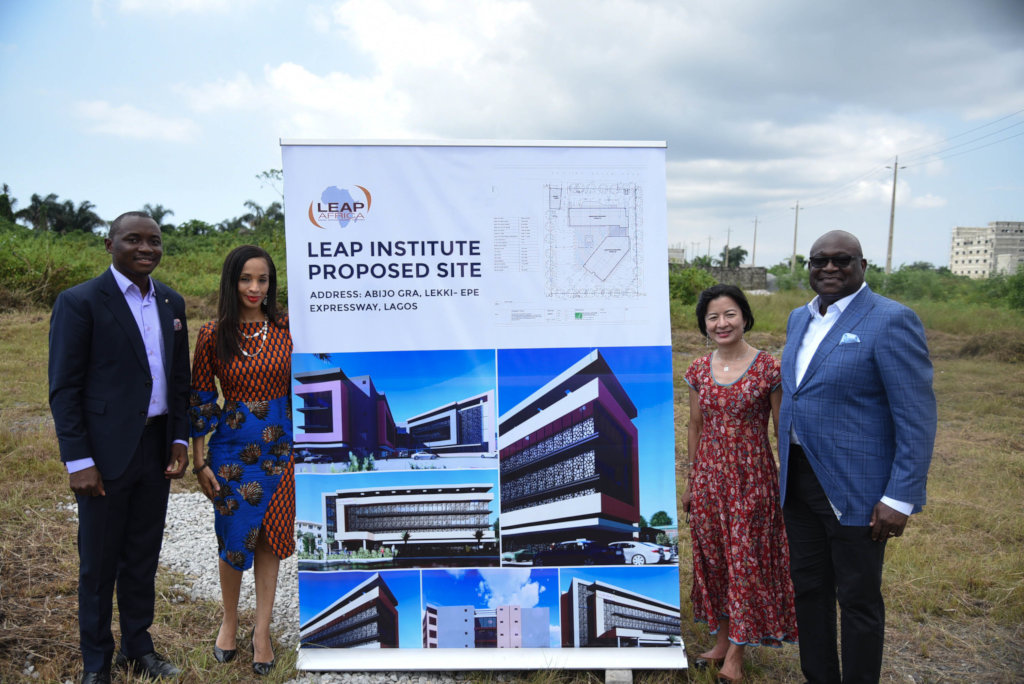 LEAP Institute - a leadership centre for Africans