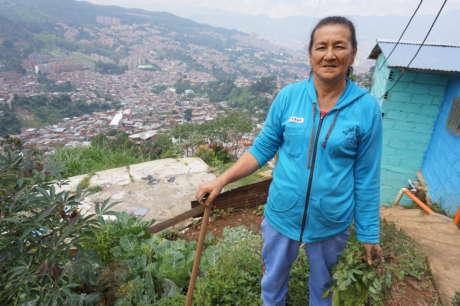 Economic empowerment of 51 families in Medellin