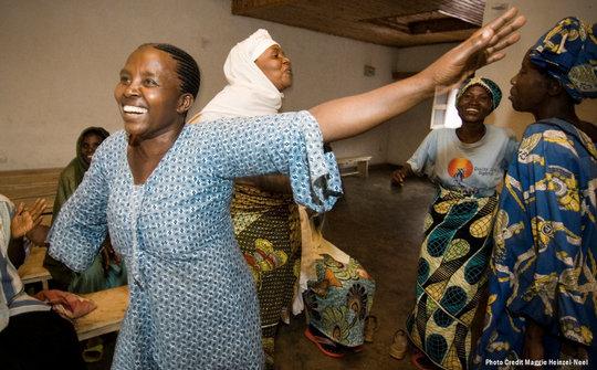 Sponsor a Woman, Survivor of War, in Rwanda