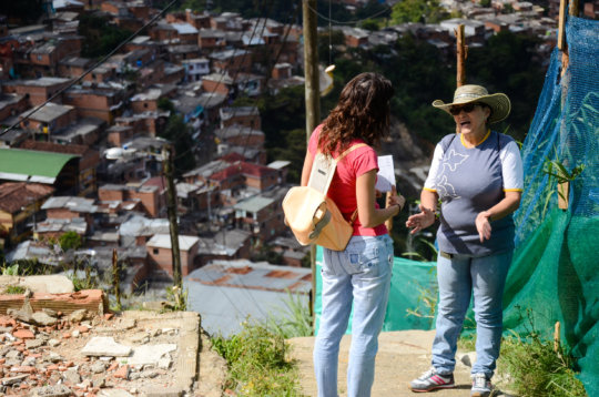 Support Peacebuilding in Medellin, Colombia
