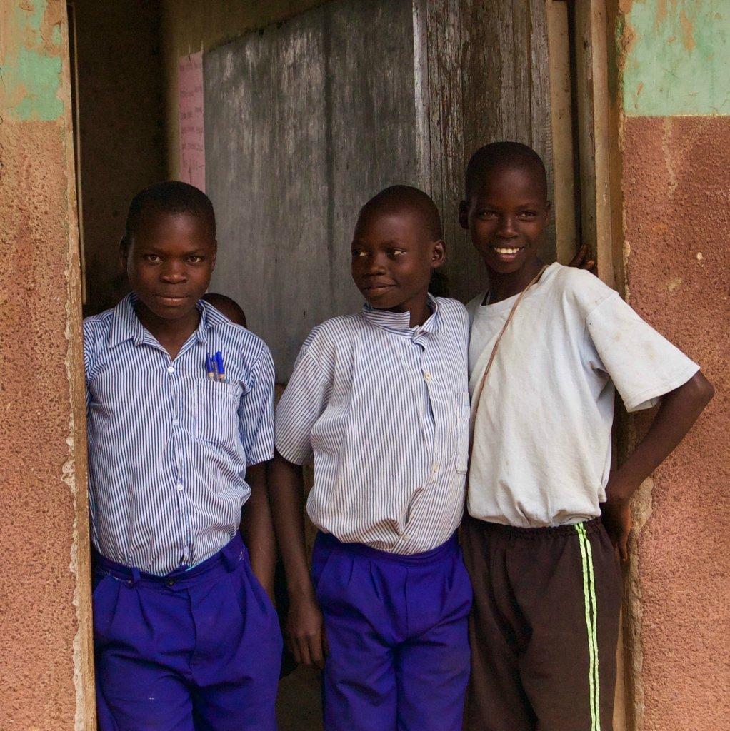 Providing Accessible Toilets for Ugandan Children