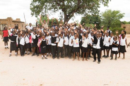 Children change the world