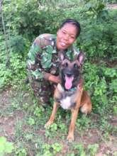 Happy canine, happy Mamba!