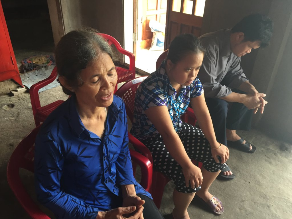 Support an Agent Orange Caregiver in Vietnam