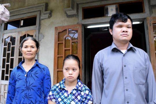 Support an Agent Orange Caregiver in Vietnam