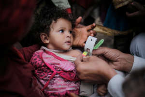 Famine Threatens 1.8 Million Children